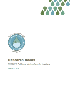 Research needs cover